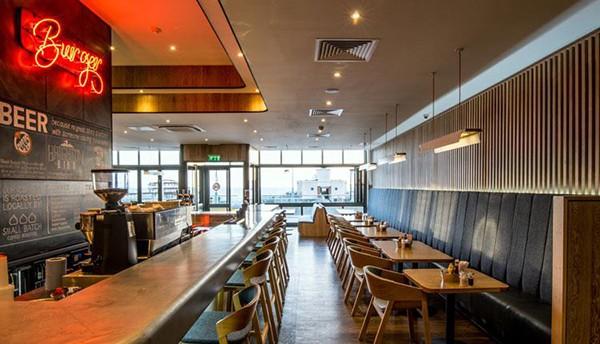 Holiday Inn Brighton Seafront Restaurant