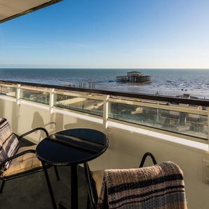 Holiday Inn Brighton Seafront Room Views