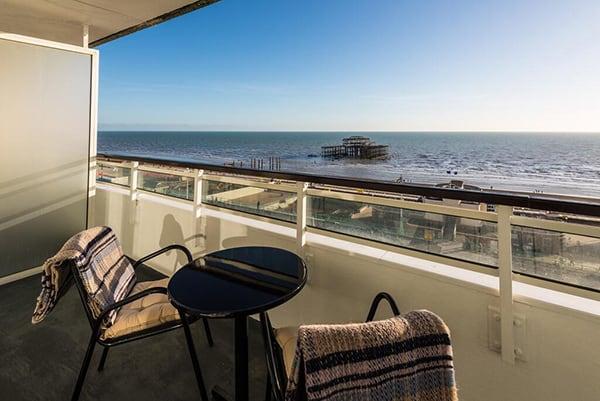 Holiday Inn Brighton Seafront Room Views