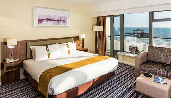 Holiday Inn Brighton Seafront Room