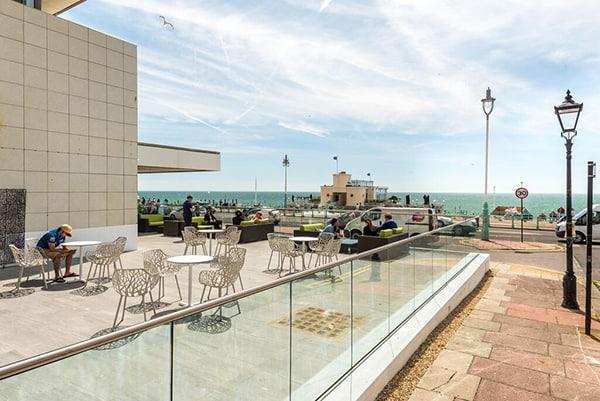 Holiday Inn Brighton Seafront Terrace