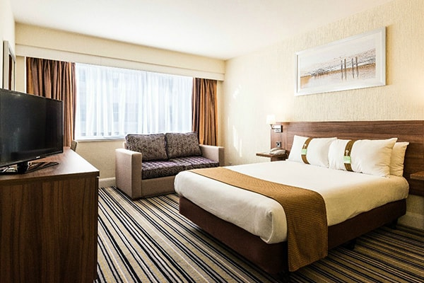 Holiday Inn Brighton Seafront standard room