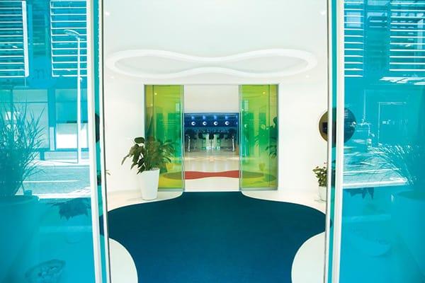 My Brighton Hotel foyer