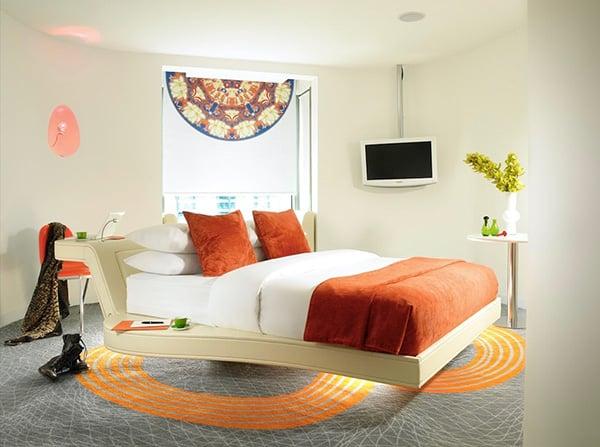 My Brighton Hotel room a
