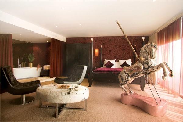My Brighton Hotel room f