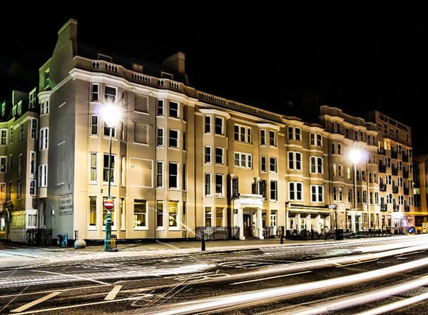 The Old Ship Hotel Brighton Exterior 1