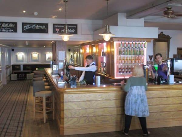 The Old Ship Hotel Brighton Mess Deck Bar 2
