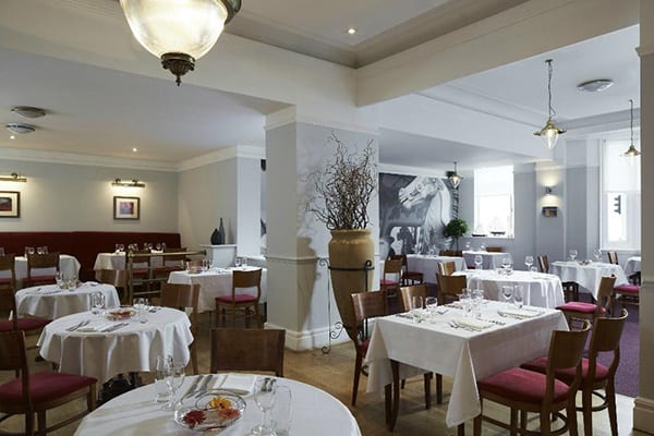 The Old Ship Hotel Brighton Wardroom Restaurant
