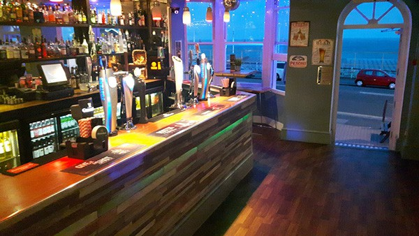 New Madeira Hotel Brighton Bar