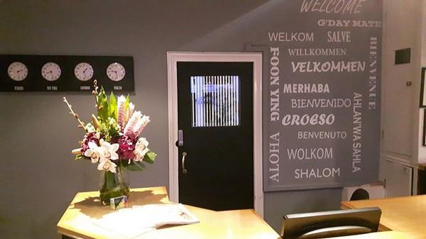 New Madeira Hotel Brighton Reception