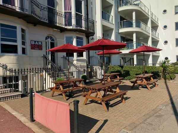 New Madeira Hotel Brighton Terrace