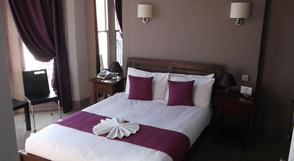 New Madeira Hotel Brighton double rooms
