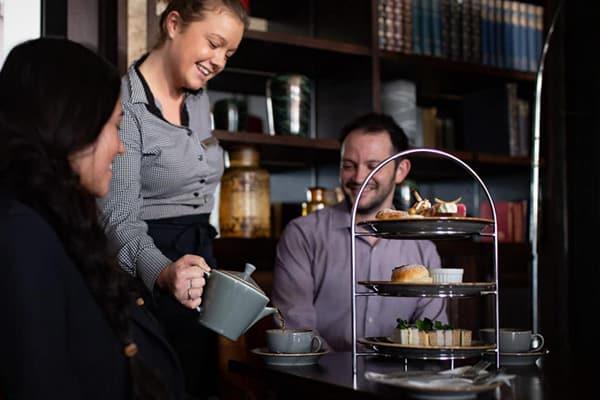 The Hilton Metropole Brighton Afternoon Tea