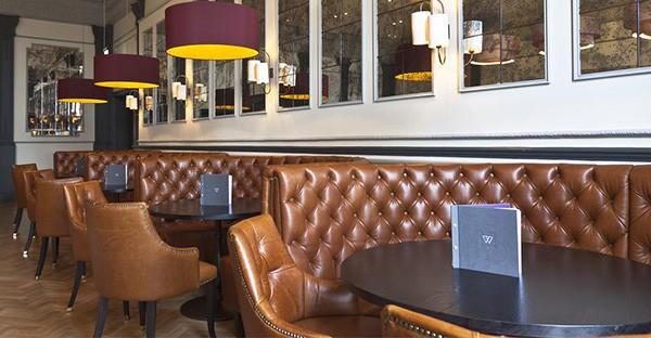 The Hilton Metropole Brighton Bar 5