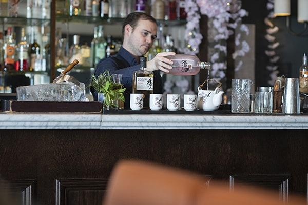 The Hilton Metropole Brighton Bar Cocktails 2