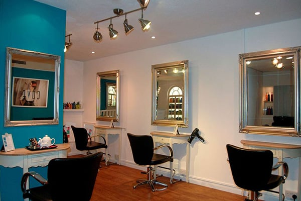 The Hilton Metropole Brighton Hairdresser