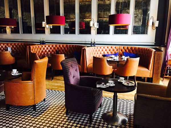 The Hilton Metropole Brighton Lounge