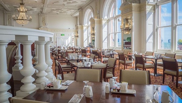 The Hilton Metropole Brighton Restaurant 2