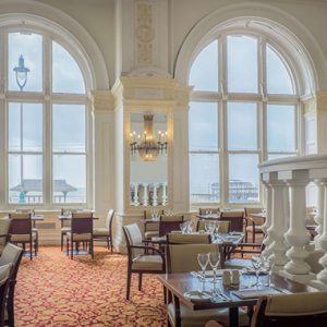 The Hilton Metropole Brighton Restaurant 3