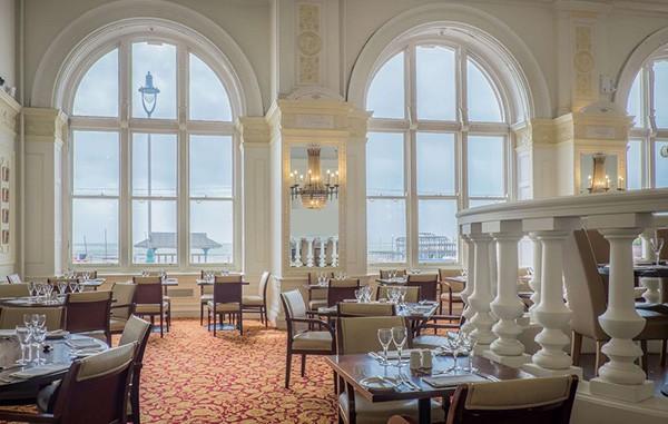 The Hilton Metropole Brighton Restaurant 3