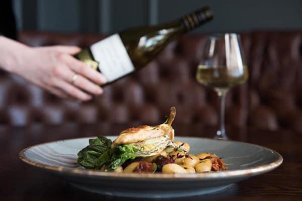 The Hilton Metropole Brighton Restaurant Dinner 2