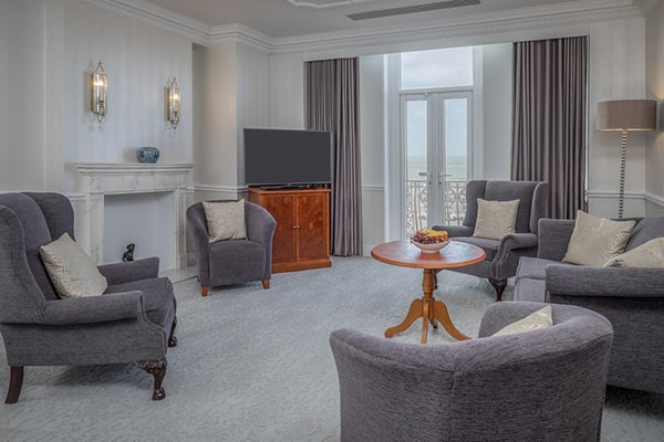 The Hilton Metropole Brighton Suite