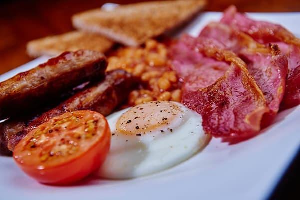 Jurys Inn Brighton Oddsocks Restaurant Breakfast