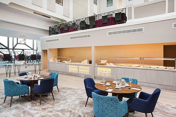 Jurys Inn Brighton Waterfront Breakfast Buffet