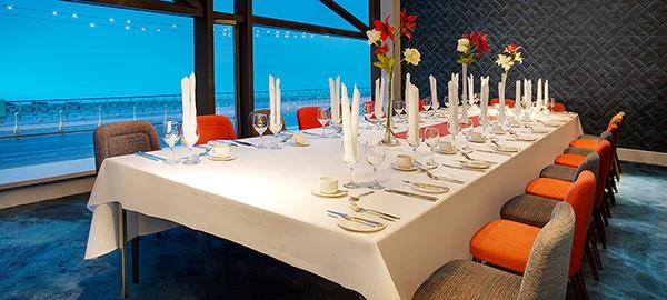 Jurys Inn Brighton Waterfront Dinner