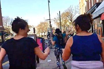 Running + Dancing = Rancing Brighton