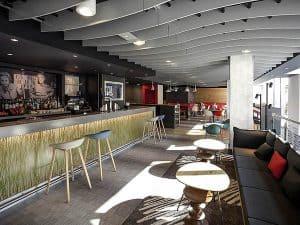 ibis Brighton City Centre Bar Area