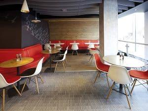 ibis Brighton City Centre Dining Area