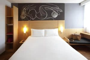 ibis Brighton City Centre - Station Hotel double room